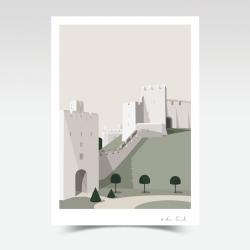 Arundel Castle (Print)