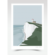 Belle Tout Lighthouse (Print)