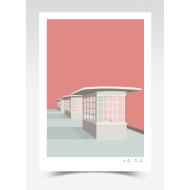 Old Steine Brighton (Print)