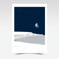 Starry Night - Seven Sisters (A3 Print)