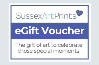 Sussex Art Prints Gift Voucher