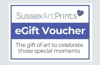 Sussex Art Prints Gift Voucher