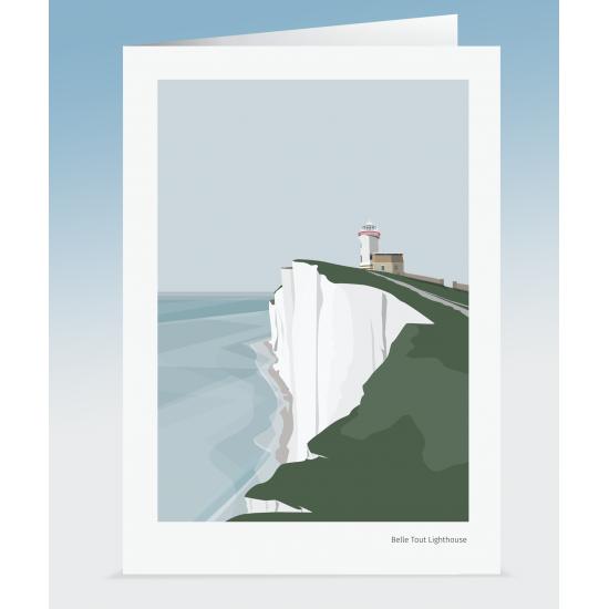 Belle Tout Lighthouse (Card)