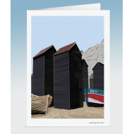 Hastings Net Huts (Card)