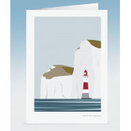 Beachy Head Lighthouse (Card)