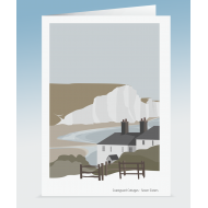 Coast Guard Cottages (Card)