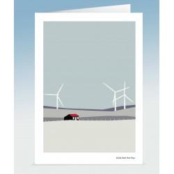 Little Red Hut Rye (Card)