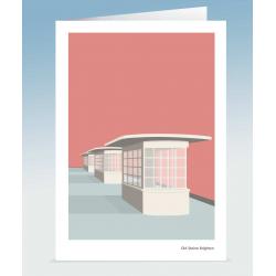 Old Steine Brighton (Card)