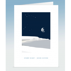 Starry Night - Seven Sisters (Card)