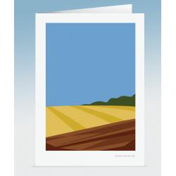 Sussex Summer Sky (Card)