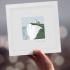 Framed Mini Belle Tout Lighthouse