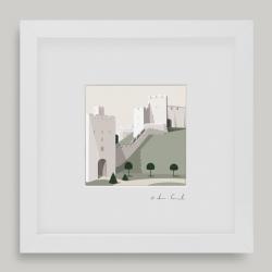 Framed Mini Arundel Castle