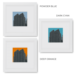 Framed Mini Hastings Net Huts